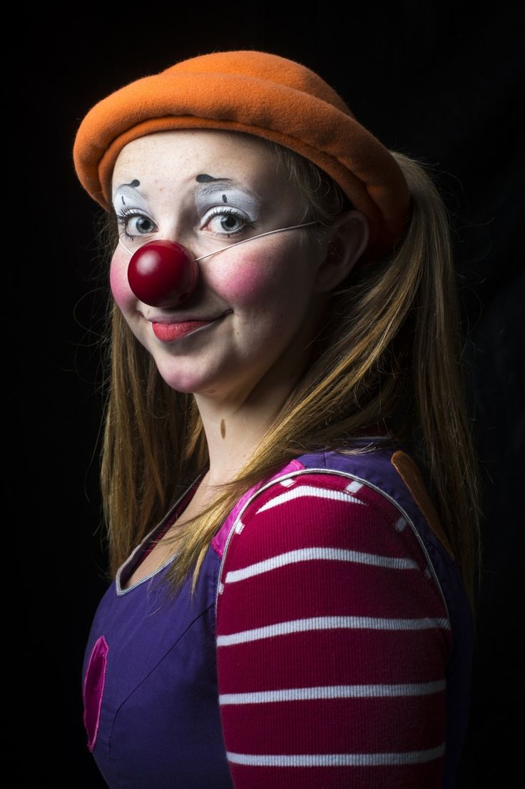 Love clown girl pictures and girl