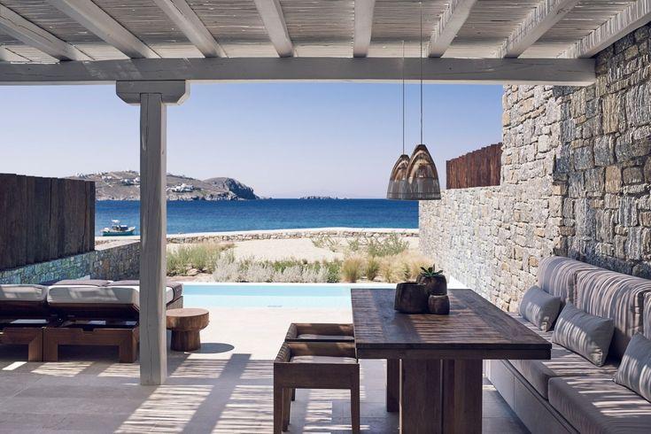 The 5 best new hotels in Mykonos