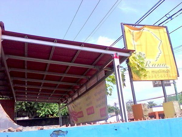 Portofolio Pasang Canopy 3