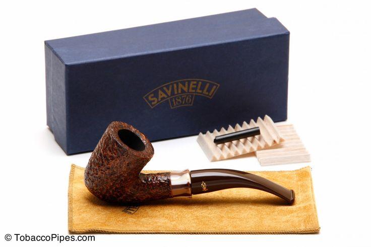 TobaccoPipes.com - Savinelli Caramella Rustica 611 KS Tobacco Pipe, $123.25 (http://www.tobaccopipes.com/savinelli-caramella-rustica-611-ks-tobacco-pipe/)