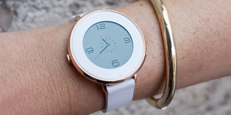 Pebble Time Round Is a Smartwatch For People Who Don't Like Smartwatches