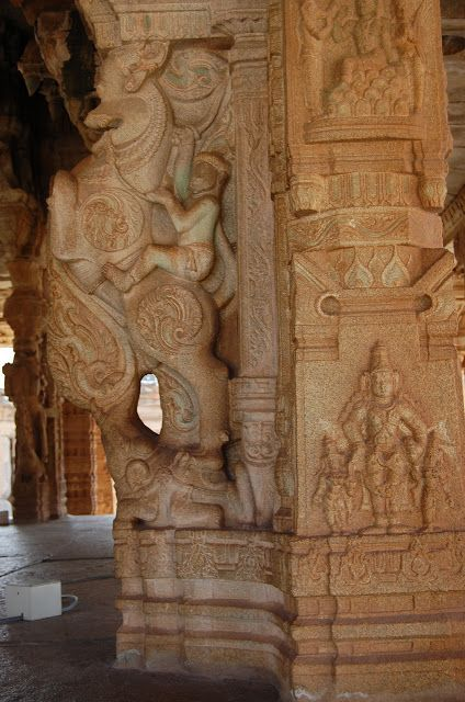 Travels and Ruminations: Hampi - A town of thousand temples