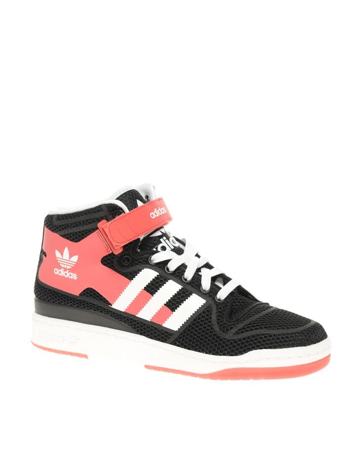 Adidas Originals Forum Mid Trainer