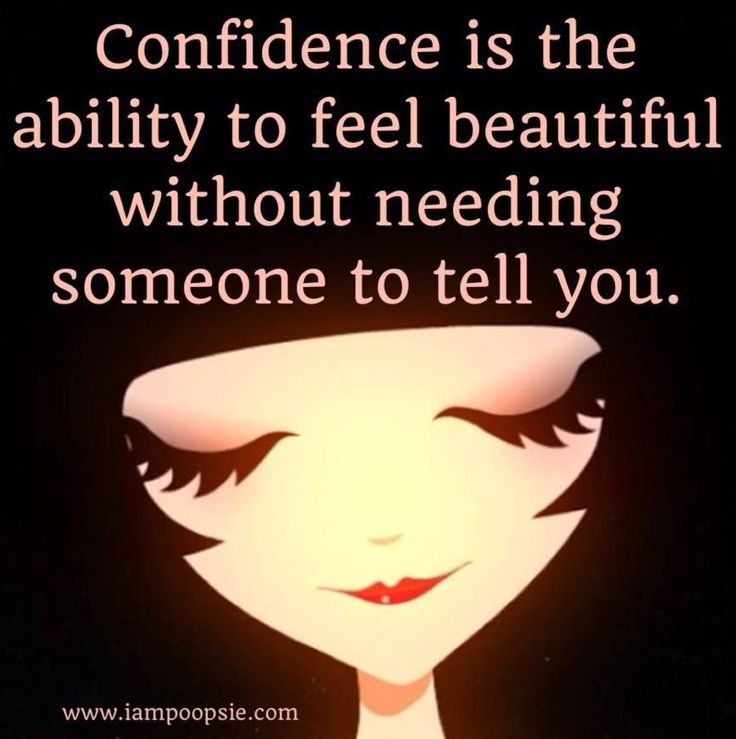 Confidence Quotes Inspirational. QuotesGram