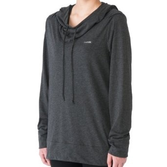 Amazon.co.jp: (リーボック)Reebok イージートーン ベラ フーディー ARWP2263 W46160 ブラック L: 服&ファッション小物