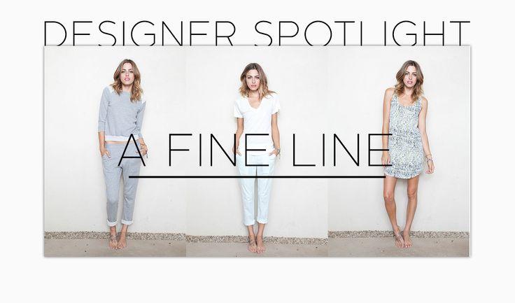 Designer Spotlight: A Fine Line