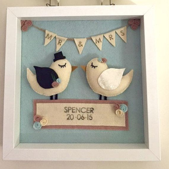 Who's a pretty bird by Kate Elford on Etsy