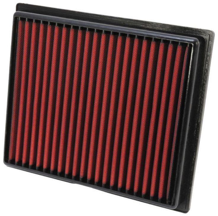 AEM 2009-2012 Suzuki Equator V6/ 2005-2015 Nissan Xterra V6/ 2004-2015 Nissan Titan V8/ 2004-2012 Nissan Pathfinder DryFlow Panel Air Filter