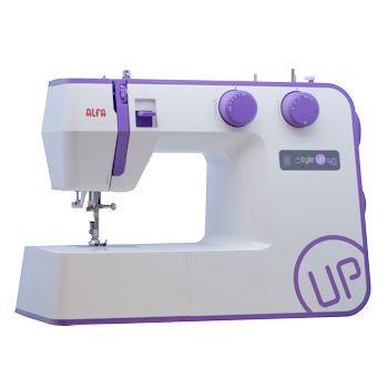 Maquina de coser Alfa mod Style 40 Up - Comercial Bravo Ltda.