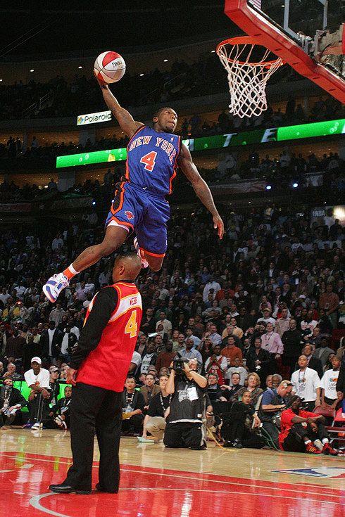 The Most Epic NBA Dunk Contest Photos Ever Taken
