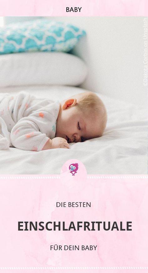 Die besten Einschlafrituale für Dein Baby – Anna-Lisa Nitz