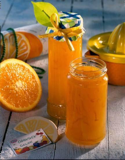 Džem od jabuka i pomorandže