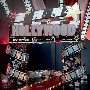 15 años al estilo Hollywood 15