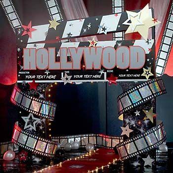 15 años al estilo Hollywood 15