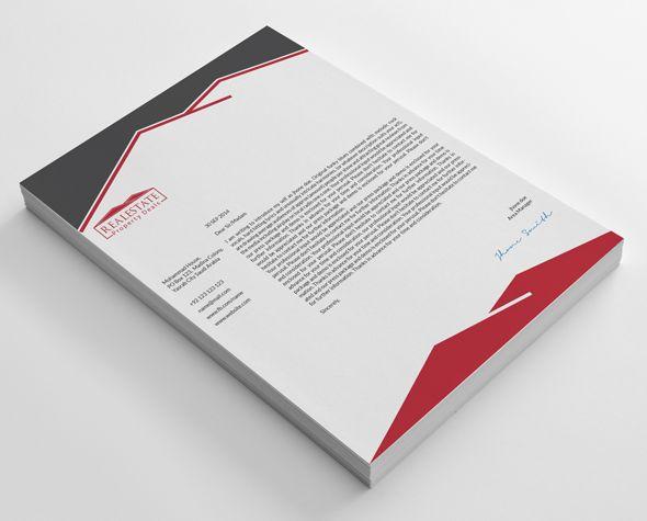 1000+ идей на тему Letterhead Template в Pinterest Хедер - free printable business letterhead templates