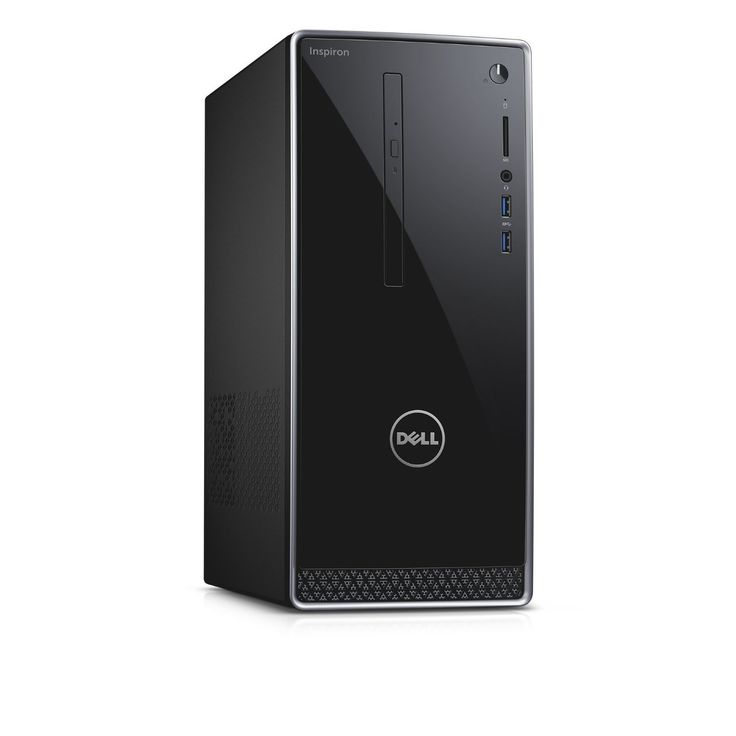 Amazon.com: 2017 Dell Inspiron High Performance Desktop Tower (Intel Quad Core i5-6400 2.70 GHz, 8GB RAM, 1TB 7200RPM HDD, NVIDIA GeForce 730 2GB GDDR3, DVD, Wifi, Bluetooth, HDMI, VGA, Windows10): Computers & Accessories