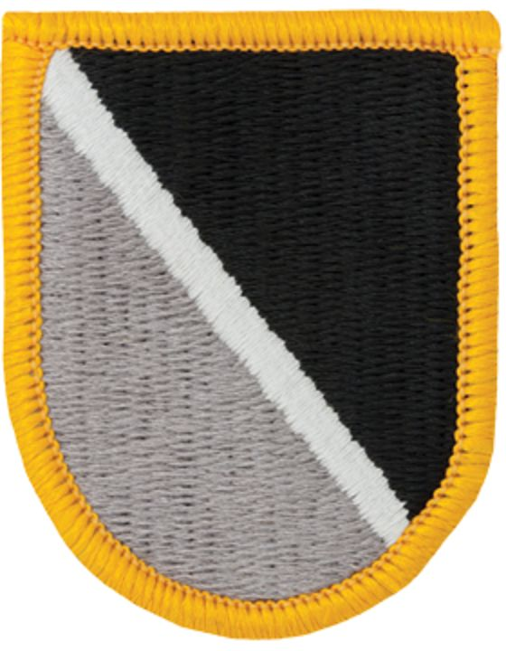 John F. Kennedy Special Warfare School Flash (PF-JFK-B)