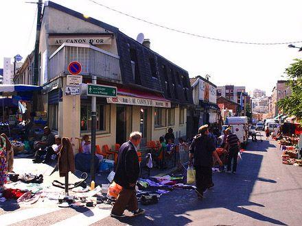 March aux puces st ouen de clignancourt address rue des rosiers 75018 paris off avenue - Marche porte de clignancourt ...