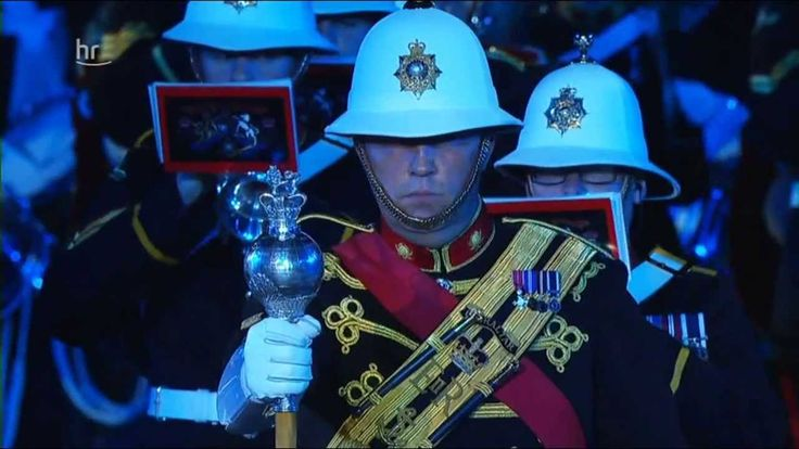 The Band of Her Majesty's Royal Marines (+playlist)