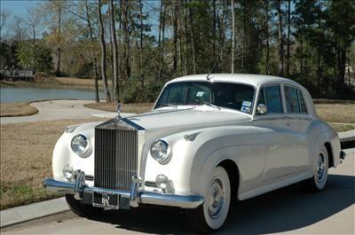 Antique / Classic - Rolls Royce