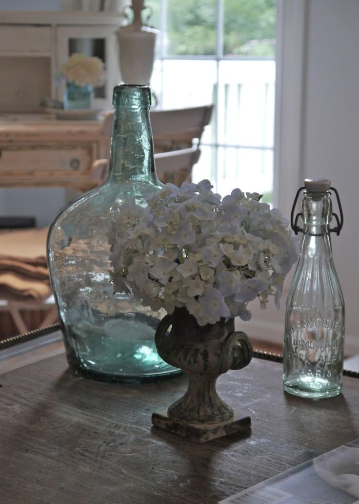 Welcome to our home.  I am delighted you took time to visit.       Let's begin our summertime mini-tour in the living room.           One o...