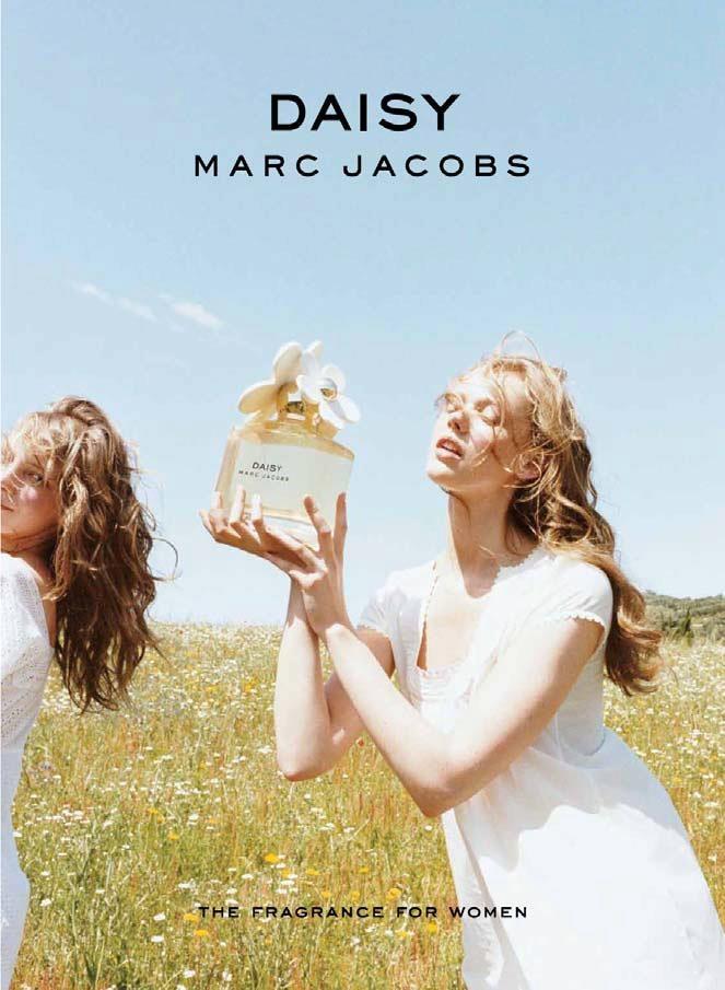 Daisy, Marc Jacobs perfume
