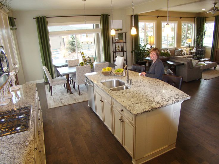 taylor morrison model homes | ... of the Year holds a tour of homes that can deliver this spring