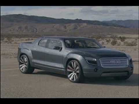 GMC Denali XT Concept Truck B-Roll with Sound