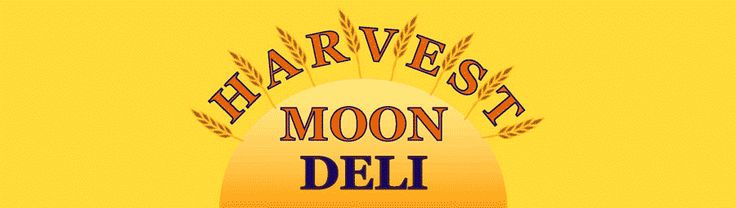 Welcome to the Harvest Moon Deli in Orono, Maine.Harvest Moon Deli earns their excellent reputation everyday by using only the best and freshest ingredients for all of their food.  The sandwiches and paninis feature premium deli meats that are sliced daily, fresh vegetables, many homemade condiments, and locally baked bread. All of our sandwiches are made and cooked to order. We also offer hearty, hand crafted soups, and freshly-prepared salads and side dishes.
