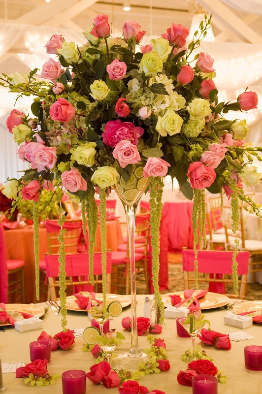 86 best amaranthus wedding flowers images on pinterest floral arrangements centerpieces and. Black Bedroom Furniture Sets. Home Design Ideas