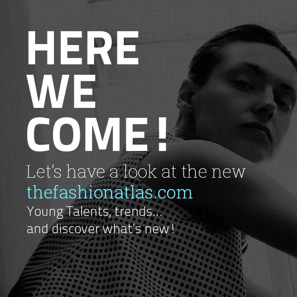 Dear Glamjammer, It's a pleasure to invite you to visit our new website and to discover The Fashion Atlas news.  It's the Fashion World map, that leads you to anything that is cool, new and not yet seen.  Discover our professional services we offer our clients, travel with us through our Atlas of Fashion and subscribe to our newsletter to be always updated!  Keep in touch! www.thefashionatlas.com