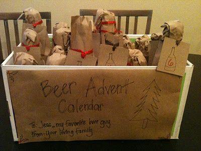 Beer Advent Calendar.