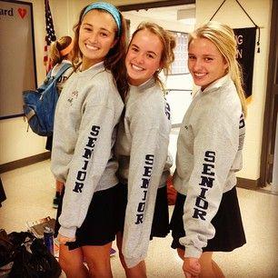 We love our senior sweatshirts! Instagram Photo Feed on the Web - Gramfeed | shalouisville (Sacred Heart Academy)