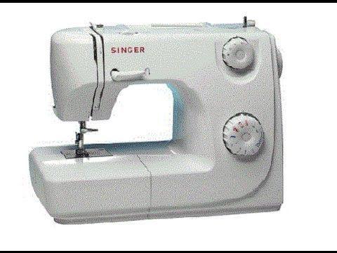 Aprender a coser a máquina, Singer TRADITION - YouTube