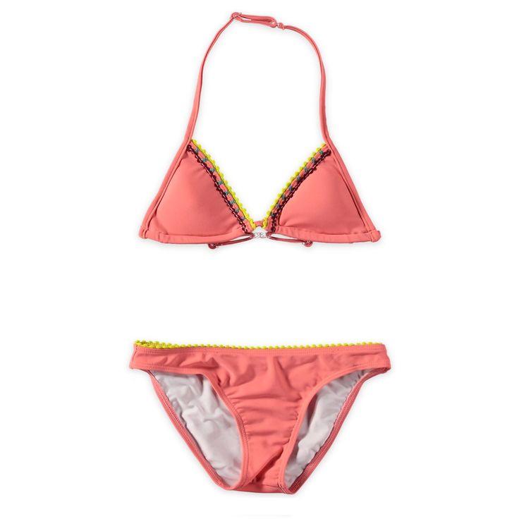 Brunotti Sarjana Girls Bikini (Roze) - MEISJES BIKINI'S - Brunotti online shop