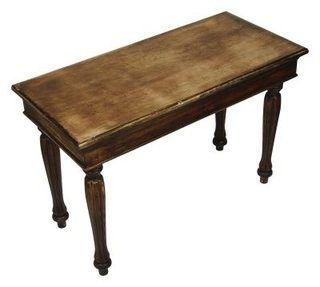 How To Refinish A Veneer Table Top