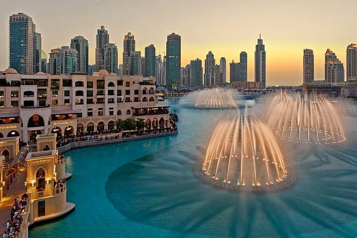 The Dubai Fountain -  by funtor