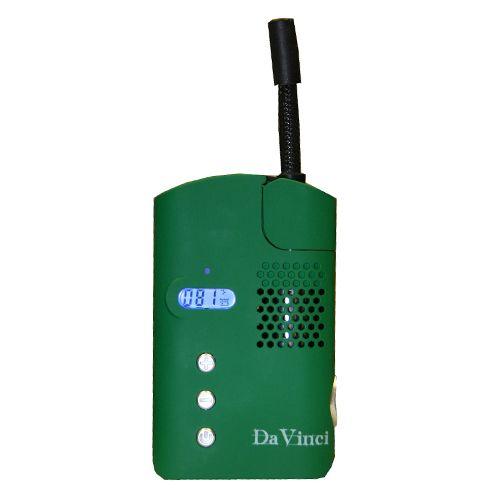 Image of DaVinci Vaporizer - Green Bundle