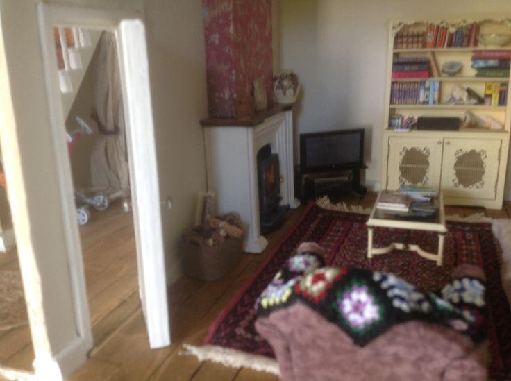 Renovated house - lounge