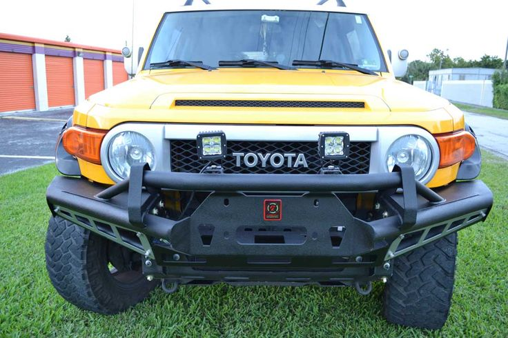 Proline 4wd Equipment | Toyota FJ Rally Elite Estribo