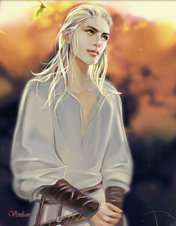 More how I imagined Legolas