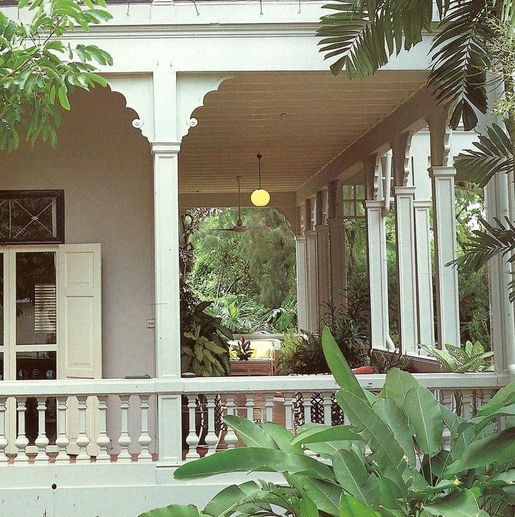 idee Glass veranda : ... pillars references verandas distinctive wooden wooden veranda 7 1