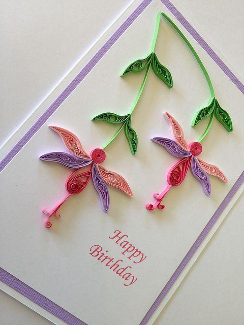 All sizes | Handmade birthday card | Flickr - Photo Sharing!