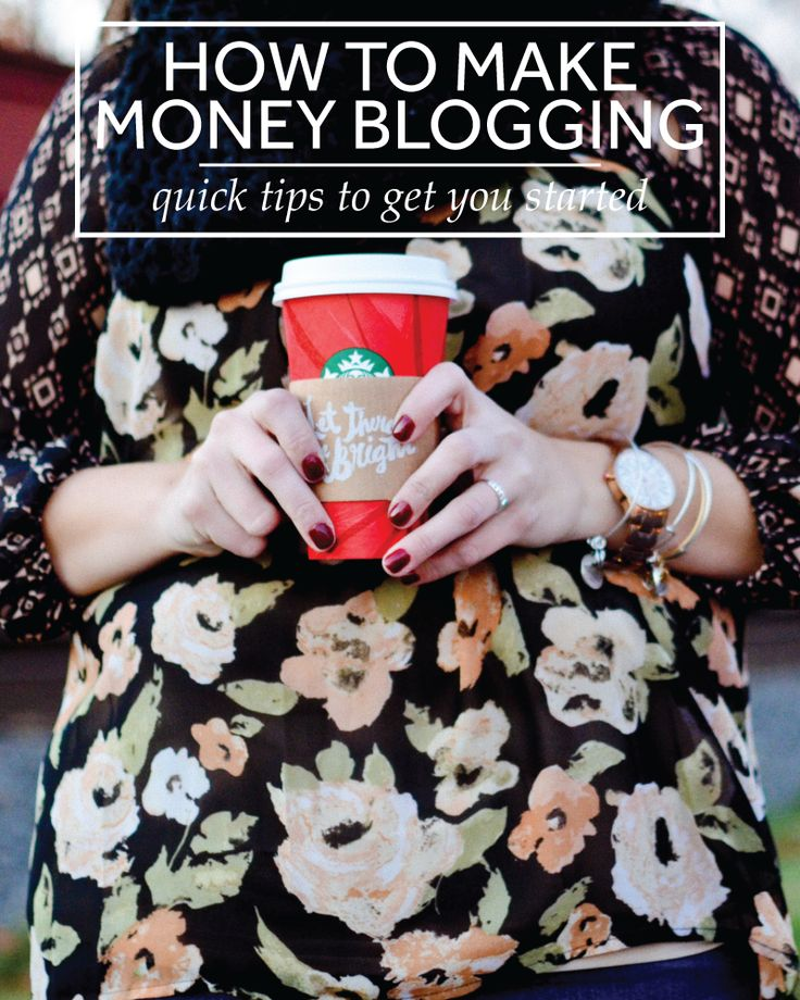 How to Make Money Blogging - Heavens to Betsy