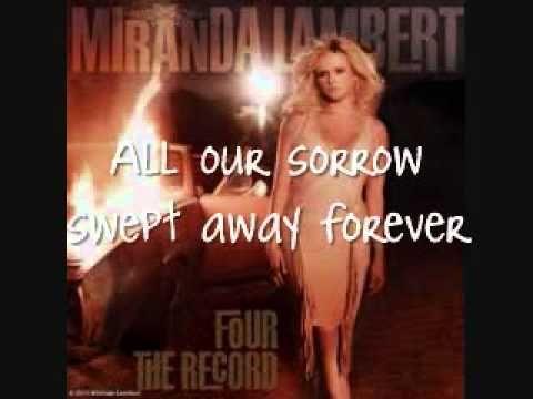 Miranda Lambert Oklahoma Sky