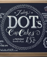 www.theworldofdot.com: Chalkboards Letters, Chalk Letters, Menu Boards, Hands Letters, Chalk Boards, Chalkboards Art, Chalkboards Writing, Chalkboards Typography, Cups Cakes