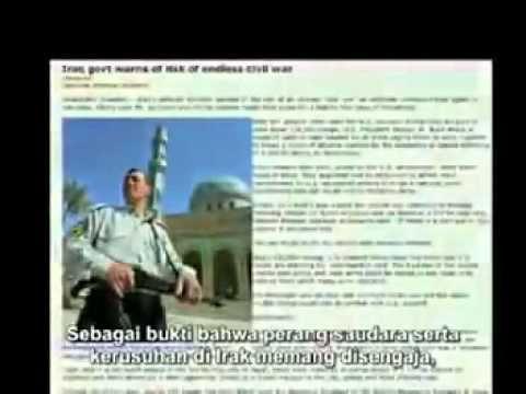 MELEDAKKAN WTC GEDUNGNYA SENDIRI UNTUK MEMFITNAH ISLAM, the new world go...