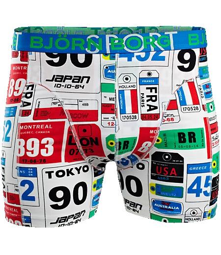 Bjorn Borg underwear via www.bjornborg.com