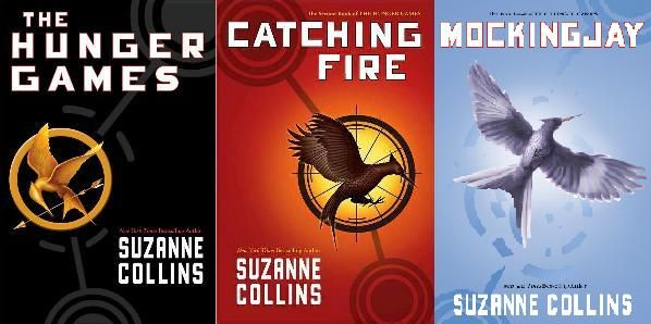 The Hunger Games Series -Suzanne Collins: My next series I want to read....