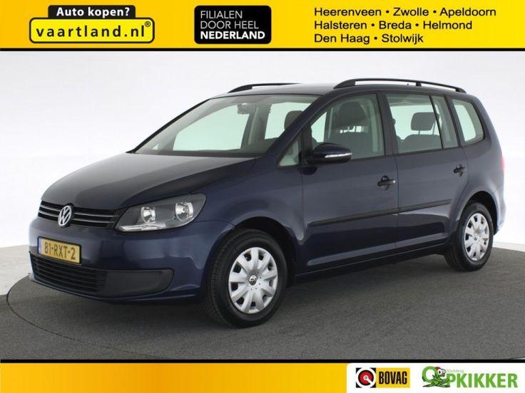 Volkswagen Touran  Description: Volkswagen Touran 1.2 TSI Business [navi airco cruise control]  Price: 153.80  Meer informatie